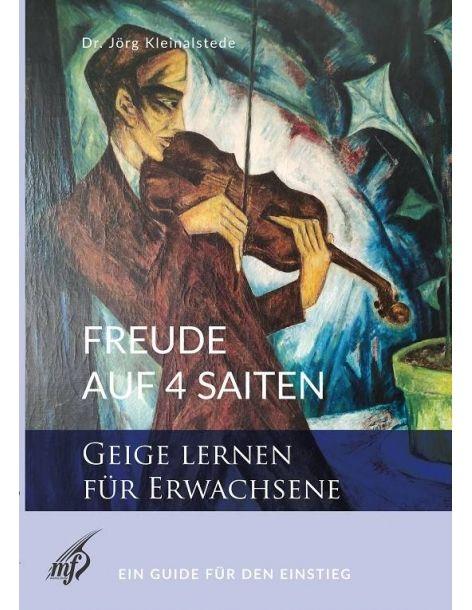Freude auf 4 Saiten - Geige...