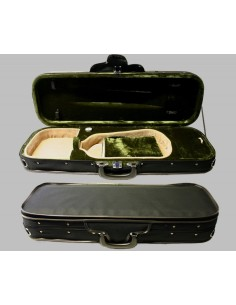 Violin oblong light case...