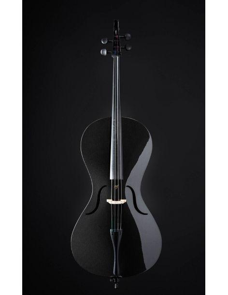 """Carbon Fiber cello """"Hybrid..."""