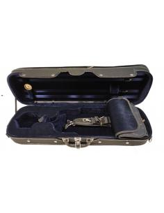 Violin Case, wood, blue...