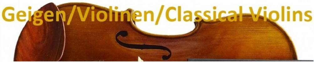 Fiddle/Violins